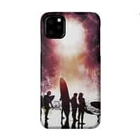 A Spectacular Sunset - perfect-fit-phone-case - small view