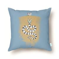 Recently Deceased - throw-pillow - small view