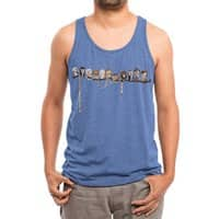 Doctor-Hoo - mens-triblend-tank - small view