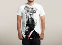 Business Man - mens-sublimated-tee - small view