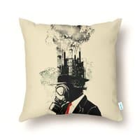Business Man - throw-pillow - small view