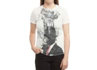 Business Man - womens-sublimated-triblend-tee - small view