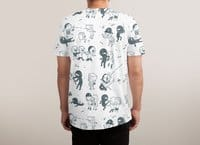 Pop Culture Clash - mens-sublimated-tee - small view