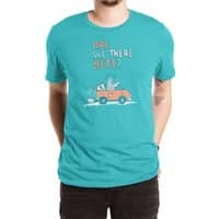 Are We There Yeti?! - mens-extra-soft-tee - small view