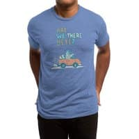 Are We There Yeti?! - mens-triblend-tee - small view