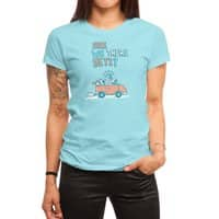 Are We There Yeti?! - womens-regular-tee - small view