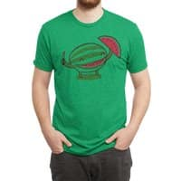 A Happy Slice of Life - mens-triblend-tee - small view