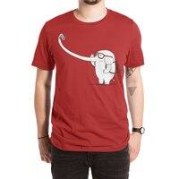 Lonely Traveller - mens-extra-soft-tee - small view