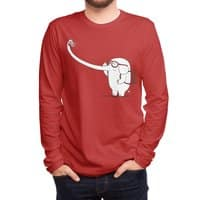 Lonely Traveller - mens-long-sleeve-tee - small view