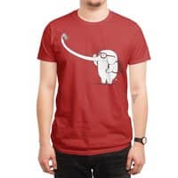 Lonely Traveller - mens-regular-tee - small view