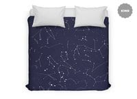 Dot to Dot - duvet-cover - small view