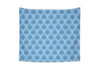 TARDamask - indoor-wall-tapestry - small view