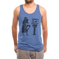 Classic Gamer - mens-triblend-tank - small view