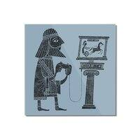 Classic Gamer - square-mounted-acrylic-print - small view