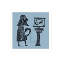 Classic Gamer - square-print - small view