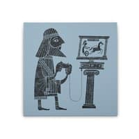 Classic Gamer - square-stretched-canvas - small view
