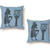 Classic Gamer - throw-pillow - small view