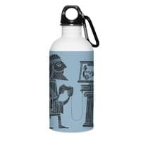 Classic Gamer - water-bottle - small view