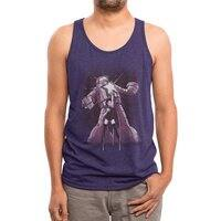 Star Power - mens-triblend-tank - small view