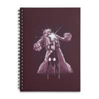 Star Power - spiral-notebook - small view