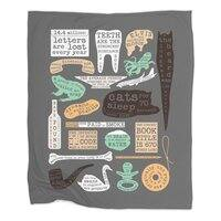 Useful Facts - blanket - small view