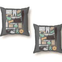 Useful Facts - throw-pillow - small view