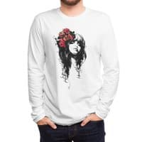 Rose Marry - mens-long-sleeve-tee - small view