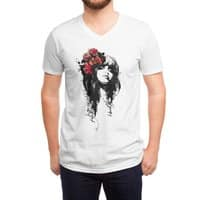 Rose Marry - vneck - small view