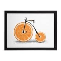 Vitamin - black-horizontal-framed-print - small view