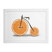 Vitamin - white-horizontal-framed-print - small view