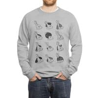 Hare Styles - crew-sweatshirt - small view