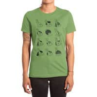 Hare Styles - womens-extra-soft-tee - small view