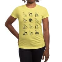 Hare Styles - womens-regular-tee - small view