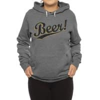Beer! - hoody - small view