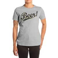 Beer! - womens-extra-soft-tee - small view