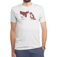 Show Me Yours and I'll Show You Mine - mens-triblend-tee - small view