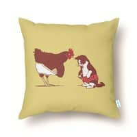 Show Me Yours and I'll Show You Mine - throw-pillow - small view