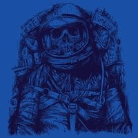 Dead Astronaut - small view