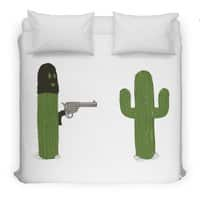 Stick'em Up - duvet-cover - small view