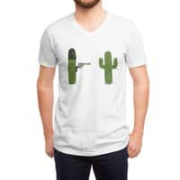 Stick'em Up - vneck - small view