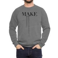 Make - crew-sweatshirt - small view