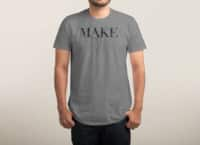 Make - mens-triblend-tee - small view