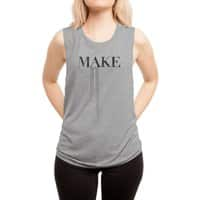 Make - womens-muscle-tank - small view