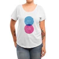 Hell Maybe - womens-dolman - small view