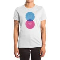 Hell Maybe - womens-extra-soft-tee - small view