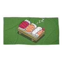 Sushi - beach-towel-landscape - small view