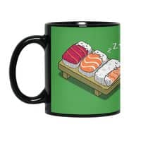 Sushi - black-mug - small view
