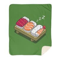 Sushi - blanket - small view