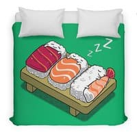 Sushi - duvet-cover - small view
