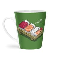 Sushi - latte-mug - small view